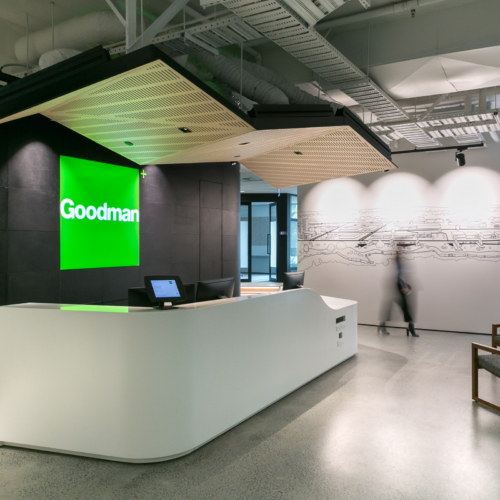 Goodman Property Trust Offices – Auckland