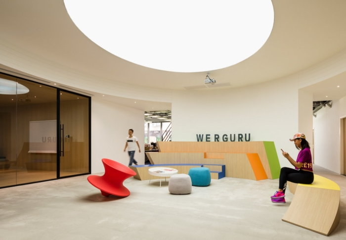 Guru Online Offices - Hong Kong - 1