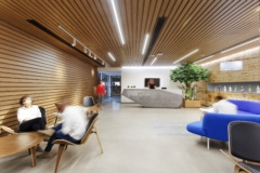 Sofas / Modular Lounge in Pernod Ricard Offices - Gurgaon