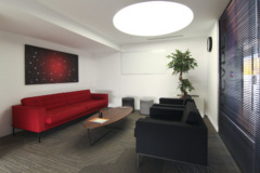 Sofas / Modular Lounge in Radore Offices - Istanbul