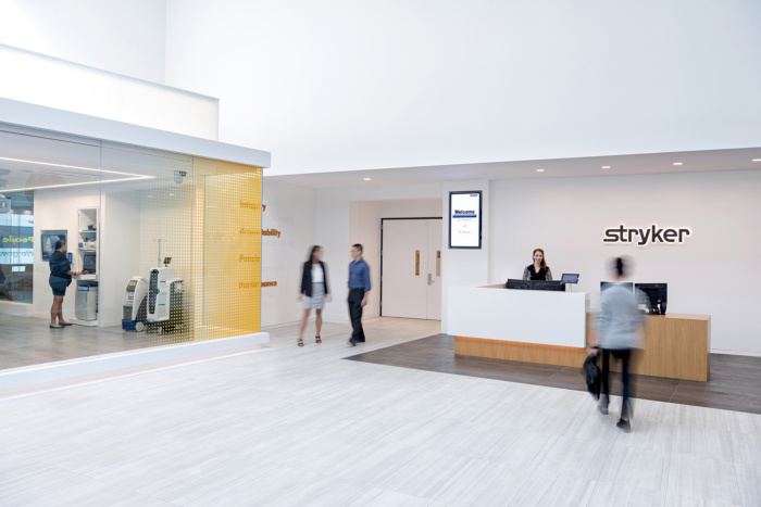 Stryker Customer Experience Center - San Jose - 1
