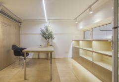 mounted-cove-lighting in TOWOdesign Studio Offices - Shanghai