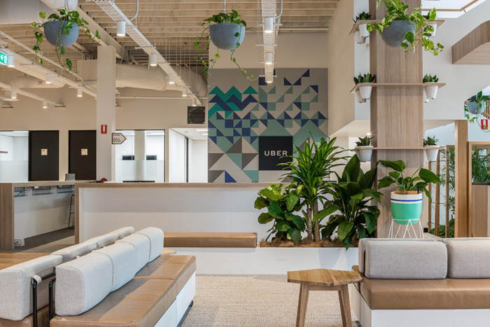 Uber Greenlight Hub Offices - Brisbane - 6