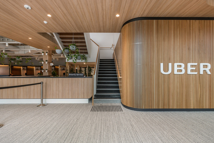 Uber Greenlight Hub Offices - Brisbane - 1