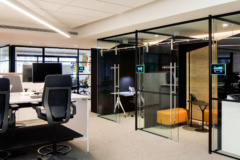 booking in Accenture Offices - Auckland