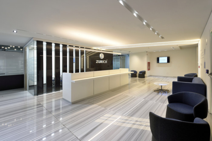 Insurance Company Offices - Mexico City - 1