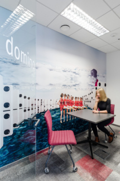 Lay-In / Troffer in Onet Ringier Axel Springer Media Offices - Warsaw