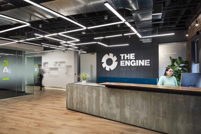 The Engine Accelerator Offices - Cambridge - 1