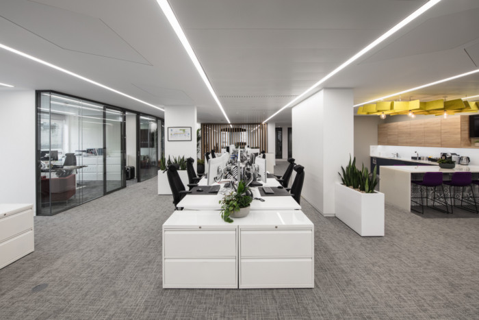 Financial Services Company - London - 2