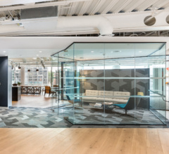 Sofas / Modular Lounge in Private Client Offices - London