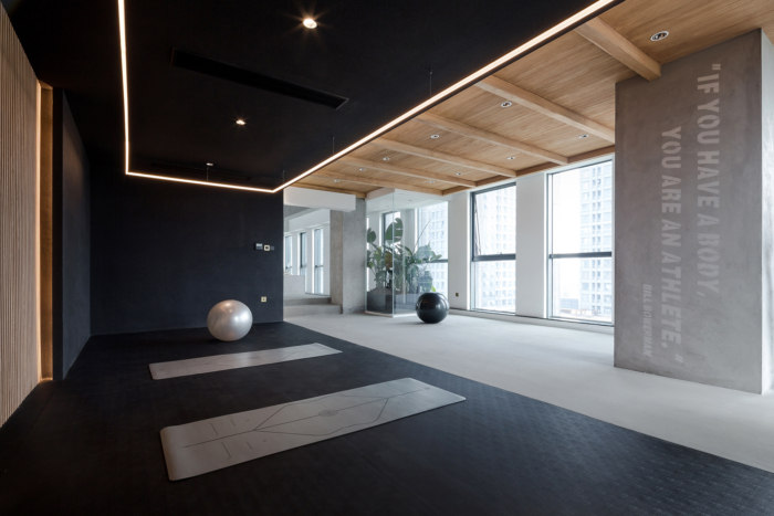 TKSTYLE Offices - Jiaxing - 10
