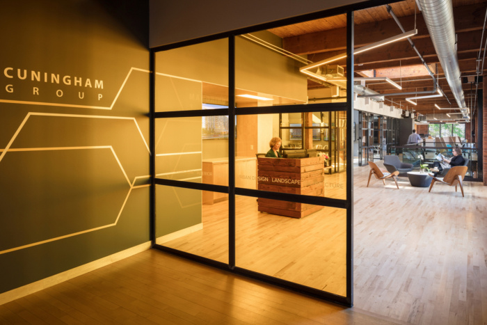 Cuningham Group Architecture Offices - Minneapolis - 1