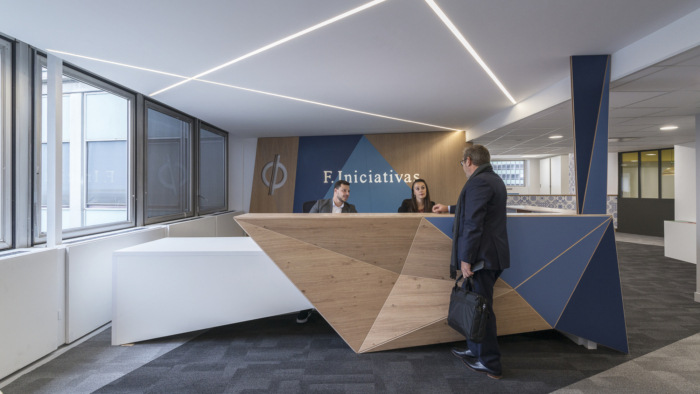 F-Iniciativas Offices - Paris - 1
