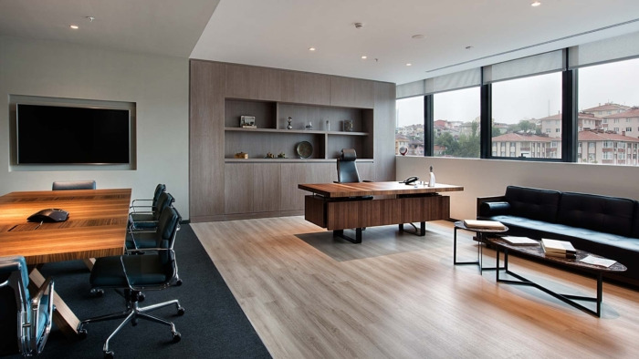 itelligence Offices - Istanbul - 12