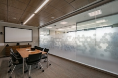 Projection Screen in Kordsa Global Offices - Istanbul