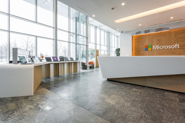 Microsoft Offices - Moscow - 1