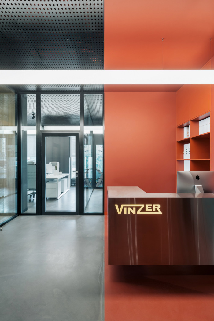 Vinzer Cookware Offices - Kiev - 2