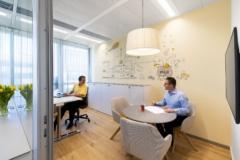 Whiteboard Wall in PULS Vario Offices - Vienna