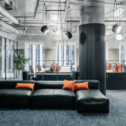 recent Expert Electric Company Offices – Moscow office design projects