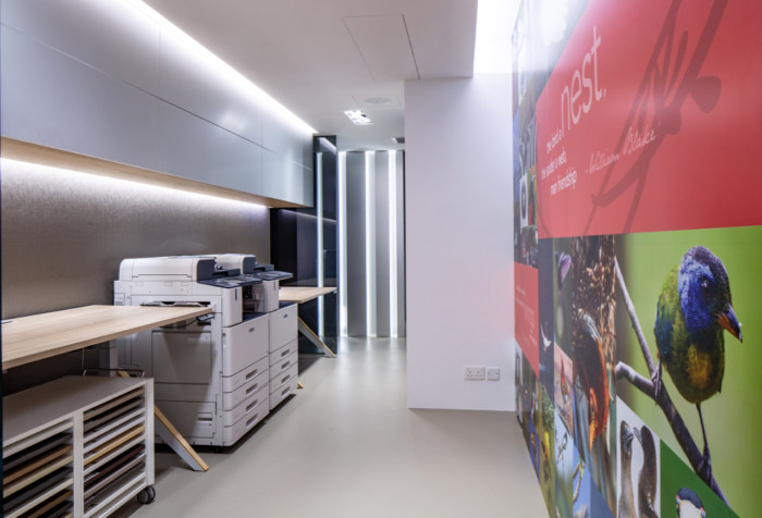 Finest Design Nest Coworking Offices - Hong Kong - 16