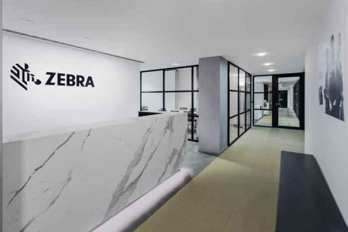 Zebra Technologies Offices - Milan - Office Snapshots