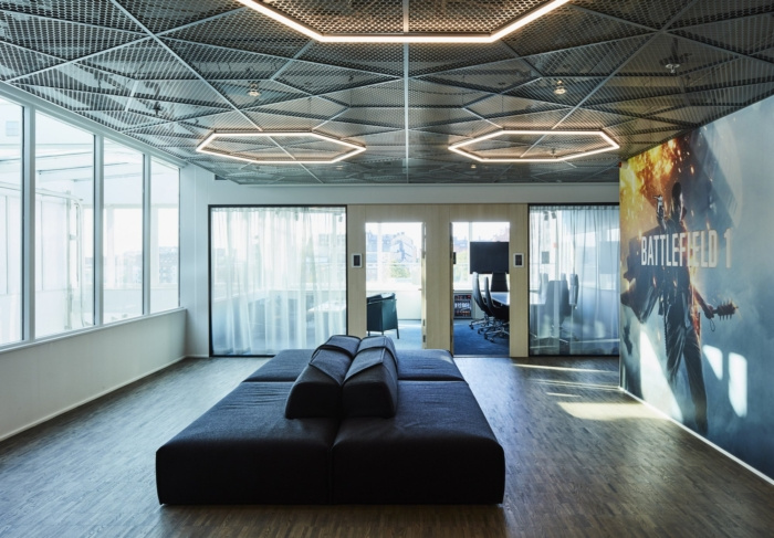 DICE / EA Games Offices - Stockholm - 5