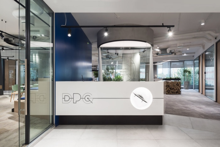 DPG Communication Agency Offices - Moscow - 1