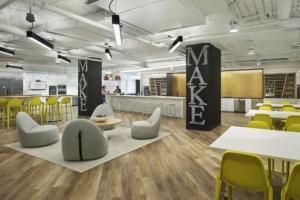 MakeOffices K Street Coworking Space - Washington DC