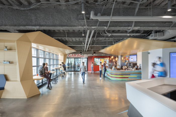 Microsoft New England Research & Development Center (NERD) Offices - Cambridge - 3