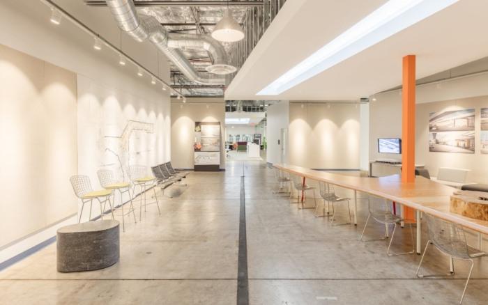 San Francisco Airport's Big Room Offices - San Francisco - 5