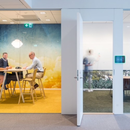 recent TriOptima Offices – Stockholm office design projects