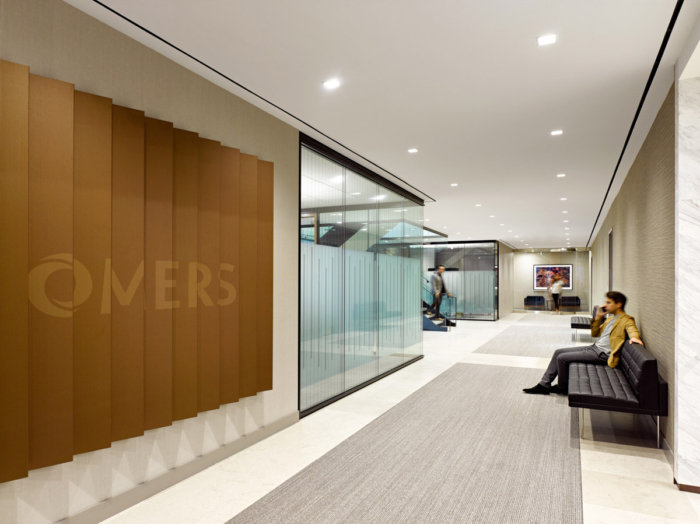 OMERS Offices - Toronto - 2