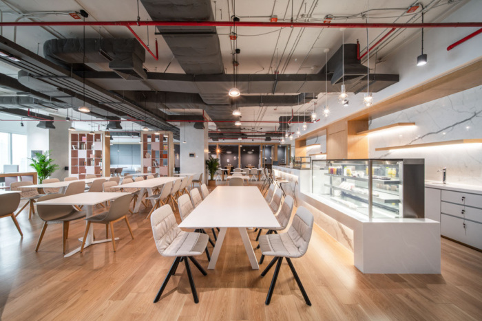SPACES Chamchuri Square Coworking Offices - Bangkok - 6