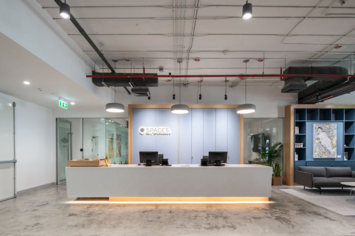 SPACES Chamchuri Square Coworking Offices - Bangkok - 1