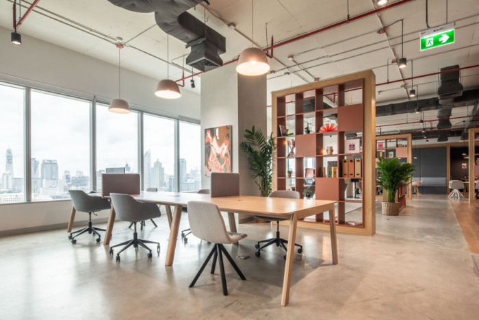 SPACES Chamchuri Square Coworking Offices - Bangkok - 5