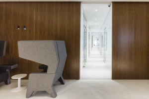 Alma Bank Offices - Moscow