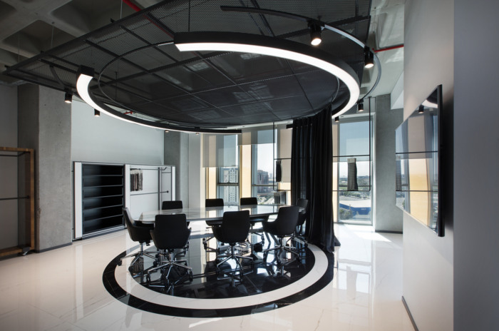 Dilmenler Textile Machinery Co. Offices - Istanbul - 13