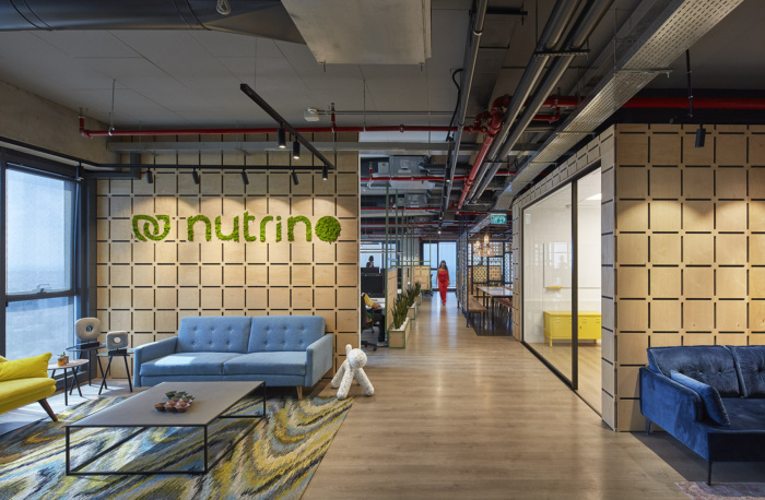 Nutrino Offices - Tel Aviv - 1