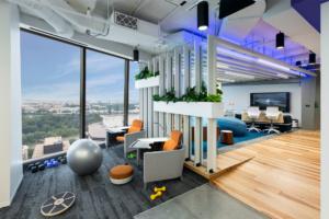 Accenture - Cyber Fusion Center Offices - Arlington