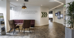 Recessed Downlight in Arup Offices - Liverpool