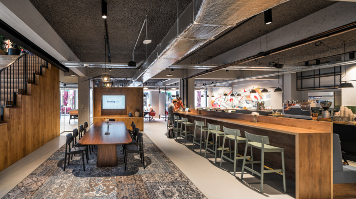 Booking.com Bloomhouse Offices - Amsterdam - 7