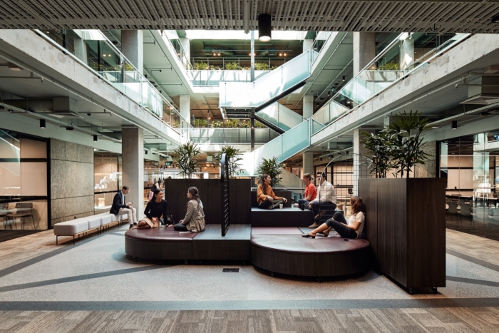 David Jones and Country Road Group Offices - Melbourne - 5