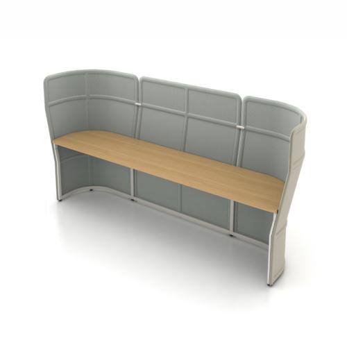 Openest Desks by Haworth