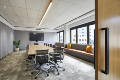 Drop Ceiling in Raine & Horne Offices - Sydney