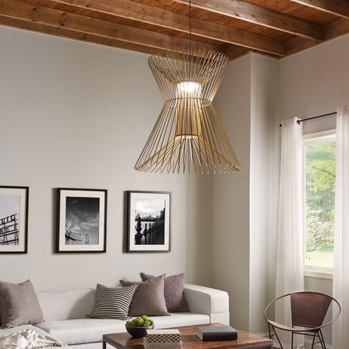Syrma Grande Pendant by Tech Lighting
