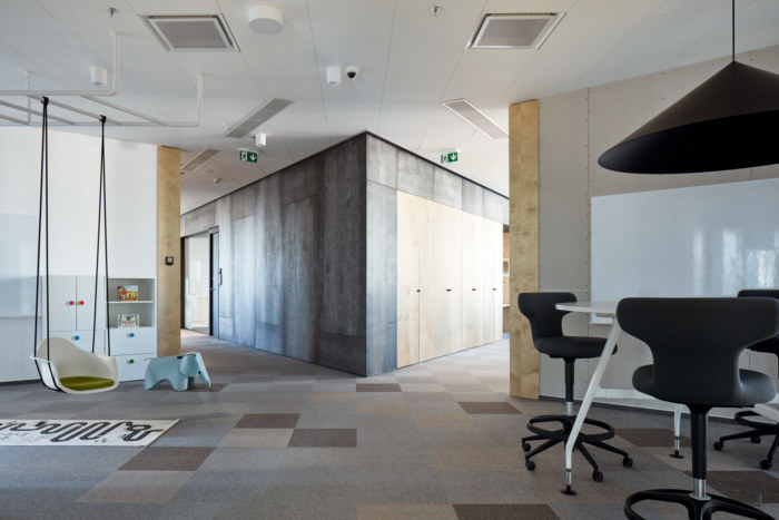 Trask solutions Offices - Prague - 23