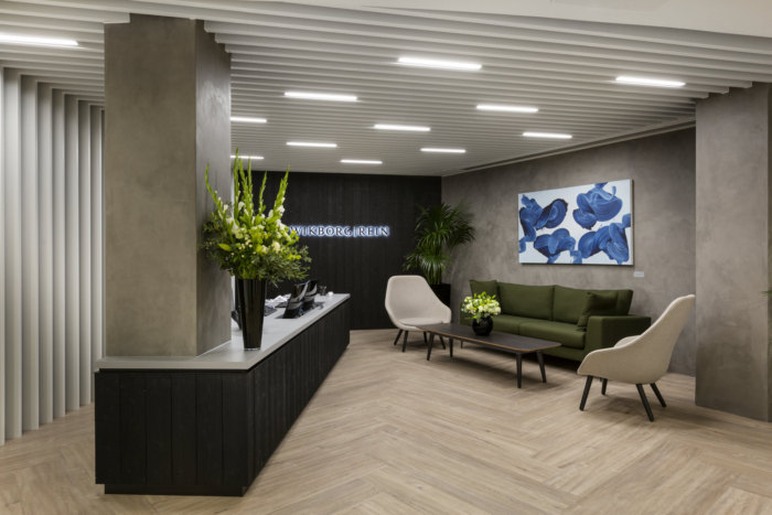 Wikborg Rein Offices - London - 2