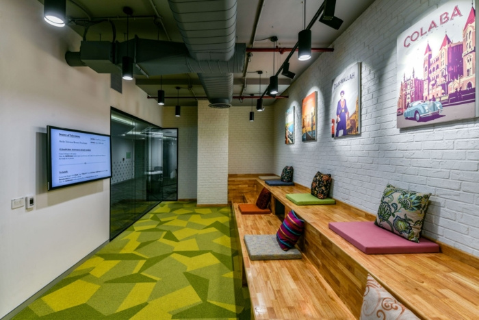 Boston Consulting Group Offices - Mumbai - 8