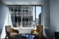 Highback Sofa / Chair in Escala Partners Offices - Sydney