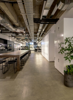 cement in K2LD Studio Offices - Melbourne